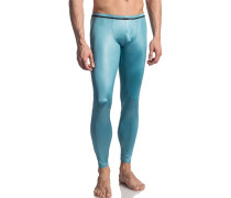 Herren Unterwäsche Leggings Microfaser-Stretch hell