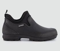 Schuhe Gummistiefelette Lessfor Plus, Naturkautschuk