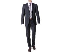 Anzug, Regular Fit, Schurwolle Super120 Lanificio F.lli Cerruti