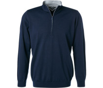 Troyer Wolle navy