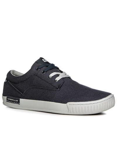 Caterpillar Footwear Herren Schuhe Sneaker, Canvas, grau