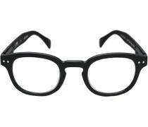 Herren Brillen Lesebrille C, Kunststoff, schwarz