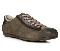 Herren Schuhe ANGUS Nubukleder braun