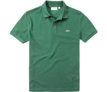Polo-Shirt Slim Fit Baumwoll-Piqué