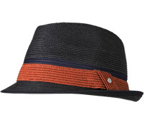 Herren  strellson Sportswear Hut Stroh grau