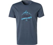 T-Shirt, Mikrofaser, rauch