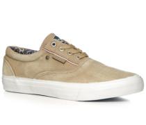 Herren Schuhe Sneaker Textil camel