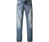 Jeans Slim Fit Baumwolle jeans