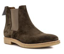 Schuhe Chelsea Boots Galvestone, Kalbveloursleder