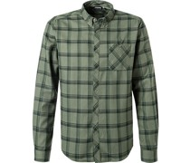 Hemd Regular Fit Flanell  kariert