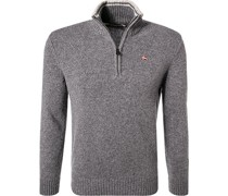 Pullover Troyer Lammwolle