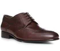Schuhe Budapester Kalbleder dunkel
