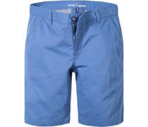Herren Hose Shorts Baumwolle capri