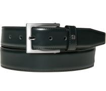 Herren Gürtel marine Breite ca. 3,5 cm