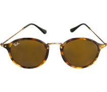 Herren Brillen Sonnenbrille 2447 Kunststoff braun