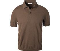 Polo-Shirt, Baumwoll-Strick