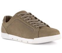 Schuhe Sneaker Leder natur