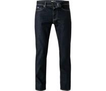 Jeans Albert, Slim Fit, Baumwoll-Stretch 12oz