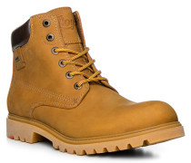 Herren Schuhe VAUN, Rindleder, camel braun