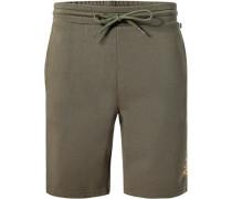 Hose Shorts Baumwoll-Sweat