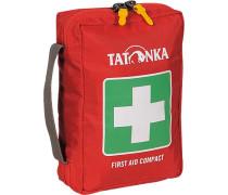 Herren Erste Hilfe-Tasche Compact 390 g., rot