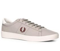 Herren Schuhe Sneaker Canvas Ortholite® greige grau