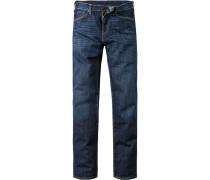Jeans 511 Slim Fit Baumwoll-Stretch 5oz dunkel
