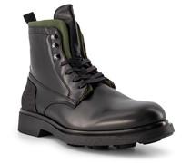 Schuhe Schnürboots Ziegenleder