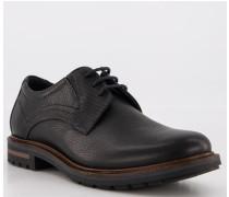 Schuhe Derby Leder extraweit
