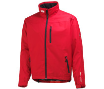 Herren Jacke Regular Fit Microfaser isolierend rot