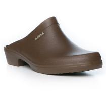 Schuhe Pantolette, Naturkautschuk