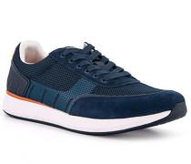Schuhe Sneaker Textil wassertauglich navy