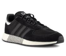 Schuhe Sneaker Textil -weiß