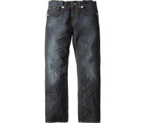 Herren Jeans 'Romano' Regular Fit Baumwolle indigo
