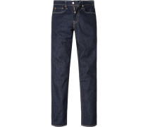Jeans 511 Slim Fit Baumwoll-Stretch dunkel