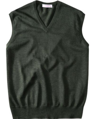 Pullover Pullunder, Merinowolle, flaschen