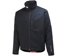 Herren Jacke Regular Fit Microfaser Helly Tech® navy schwarz