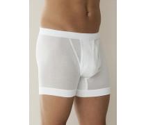 Herren Unterwäsche 'Royal Classic' Boxer Short Baumwolle weiß oder schwarz weiß,schwarz