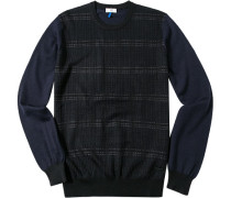 Pullover Wolle  gestreift