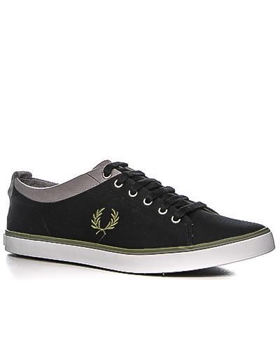 Fred Perry Herren Schuhe Sneaker, Textil