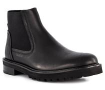 Schuhe Chelsea Boots Leder