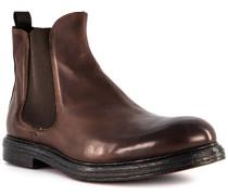 Schuhe Chelsea Boots, Leder warmgefüttert