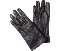 Herren  Handschuhe Rindleder dunkelbraun