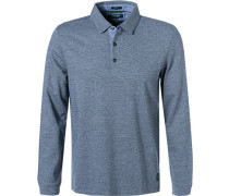 Polo-Shirt, Modern Fit, Baumwoll-Jersey