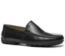 Herren Schuhe Mokassins Leder