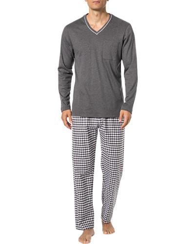 Schlafanzug Pyjama, Baumwolle