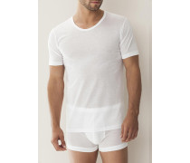 Herren 'Royal Classic' T-Shirt Baumwolle weiß oder schwarz schwarz,weiß