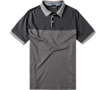 Herren Polo-Shirt Baumwoll-Mix gestreift