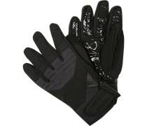 Herren QUIKSILVER Handschuhe Microfaser schwarz