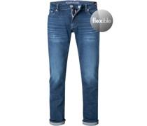 Jeans Slim Fit Baumwoll-Stretch jeans